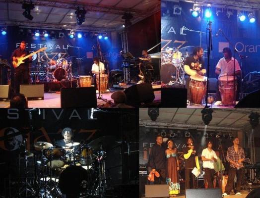 Festival IloJazz (Photo Martine Sornay)