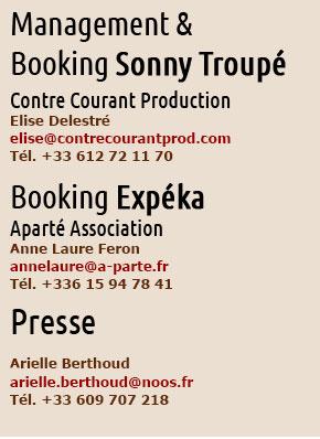 Booking & communication